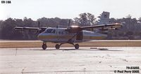 79-23255 @ MQI - The US Army Golden Knights smaller jump plane, before the team arrived - by Paul Perry