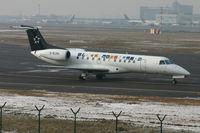 G-RJXK @ BRU - flight BD612 is taxiing to rnw 25R - by Daniel Vanderauwera