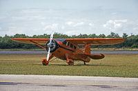 N95462 - Howard Aircraft DGA-15P (1943) - by Robert Bohl