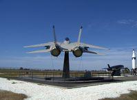 158623 @ NTD - Grumman F-14A TOMCAT at NTD Missile Park - by Doug Robertson