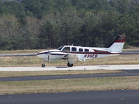 N36EB @ PDK - Takeoff from 20R - by Michael Martin