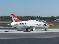 165612 @ PDK - US Navy T-45C visiting Atlanta - by Michael Martin