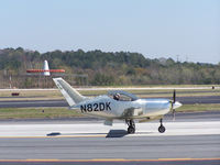 N82DK @ PDK - Where is the rest of his plane??? - by Michael Martin