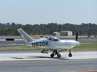 N82DK @ PDK - Leaving Atlanta (PDK) for Bennington, VT (DDH). - by Michael Martin