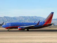 N403WN @ KLAS - Southwest Airlines / Boeing 737-7H4 - by SkyNevada