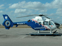 N135KT @ HWO - nice helicopter - by Wolfgang Zilske