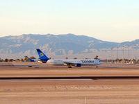 D-ABUH @ KLAS - Condor Airlines / Boeing 757-330