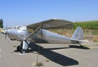N1420K @ E27 - 1946 Luscombe 8A @ Elk Grove, CA (as N1420 minus K!) - by Steve Nation