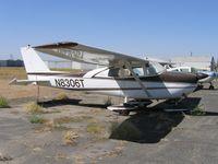 N8306T @ 1O3 - 1961 Cessna 175C @ Lodi Airport, CA