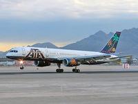 N518AT @ KLAS - ATA / 1996 Boeing 757-23N