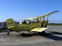 N5397 @ 13CL - Dixon Aviation 1973 Grumman G-164A as sprayer @ Maine-Prairie Airport (Hwy 113), Dixon, CA