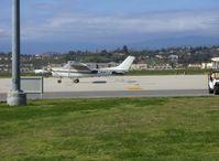 N133BW @ CMA - 1978 Cessna R182 SKYLANE, Lycoming O-540-J3C5D 235 Hp - by Doug Robertson