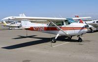 N733NF @ O15 - 1976 Cessna 172L @ Turlock Airport, CA - by Steve Nation
