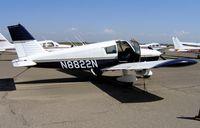 N8822N @ O15 - 1969 Piper PA-28-140 @ Turlock Municipal Airport, CA - by Steve Nation