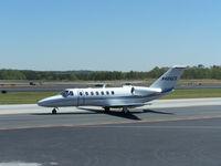 N405CS @ PDK - Taxing to Runway 20L - by Michael Martin