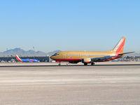 UNKNOWN @ KLAS - Southwest Airlines / 2 #1's?