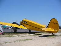 N41759 @ KLAL - Cessna T-50 - by Mark Pasqualino