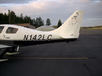 N142LC @ KPWT - Charles Lindberg  grand son flown this bird - by Mike Springs