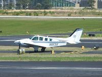 N1113X @ PDK - Taxing back from flight - by Michael Martin