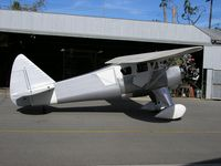 N273MD @ SZP - Assembled with mock up engine 2/06 - by Bruce Dickenson