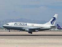 XA-TYC @ KLAS - Aviacsa Airlines / Boeing 737-201/Adv