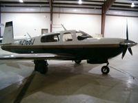 N2168J @ 4I3 - Starboard side of N2168J in is hangar in Mt. Vernon, OH - by Alex Melia