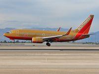 N757LV @ KLAS - Southwest Airlines / 1999 Boeing 737-7H4 - by SkyNevada - Brad Campbell