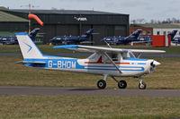 G-BHDM @ BOH - Cessna F.152 11 - by Les Rickman