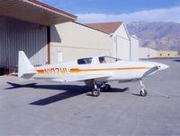 N102WL @ OGD - A beautiful & fast airplane - by Peter Funk