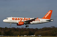 HB-JZN @ BOH - Airbus A319 111 - by Les Rickman