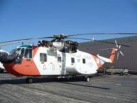 1467 @ KJVL - Sikorsky HH-3F  44035 - by Mark Pasqualino