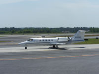 N110SE @ PDK - Taxing to Epps Air Service - by Michael Martin