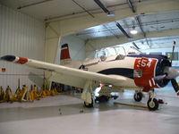 N1328B @ KYIP - North American T-28B - by Mark Pasqualino