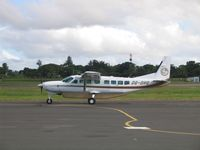 DQ-DHG @ NAN - Cessna Grand Caravan at Nadi - by Micha Lueck