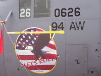 81-0626 @ MGE - Nose Art - by Michael Martin