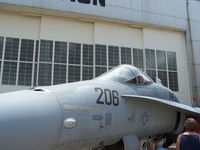 162438 @ MGE - On Display @ NAS Atlanta Air Show - by Michael Martin