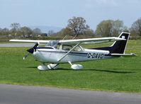 G-DAVD @ EGBO - Cessna FR172K - by Robert Beaver