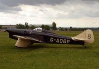 G-ADGP @ EGBP - M.2L Hawk Speed Six - by Les Rickman