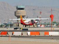 N409VA @ VGT - Vision Air - 'Stratosphere' / Dornier DO-228-202