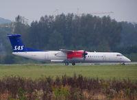 LN-RDI @ KRK - SAS - ready for departure from rwy 25 - by Artur Bado?