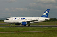 OH-LVB @ EGCC - Just landed on 24R. - by Kevin Murphy