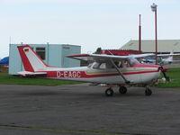 D-EAGC @ EGTO - Cessna 172 - by Simon Palmer