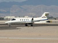 N929SR @ VGT - T & M Air / Gates Learjet Corp. 35A - by SkyNevada - Brad Campbell