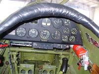 N7014J @ KRFD - Rear Cockpit - by Mark Pasqualino