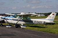 D-EADY @ BOH - Cessna 172N Skyhawk 100 - by Les Rickman