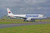 EC-HXA @ BOH - Airbus A320 232 - by Les Rickman