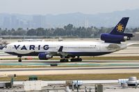 PP-VTJ @ LAX - Varig PP-VTJ (FLT VRG8836) on taxiway Tango, about to cross RWY 25R, after arrival on RWY 25L from Guarulhos Int'l (SBGR) - Sao Paulo, Brazil.