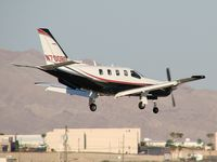 N700BQ @ VGT - Cuatro Aviation - Newport Beach, California / 2004 Socata TBM 700