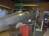N34301 @ SZP - 1941 Meyers OTW 145 Biplane, Warner Super Scarab radial SS40 & SS50 145 Hp - by Doug Robertson