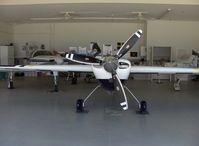 N111CD @ SZP - 1999 Zivco EDGE 540, Lycoming AEIO-540 330 Hp, tri-blade prop, max climb rate at sea level-3,750+ feet per second, in hangar - by Doug Robertson